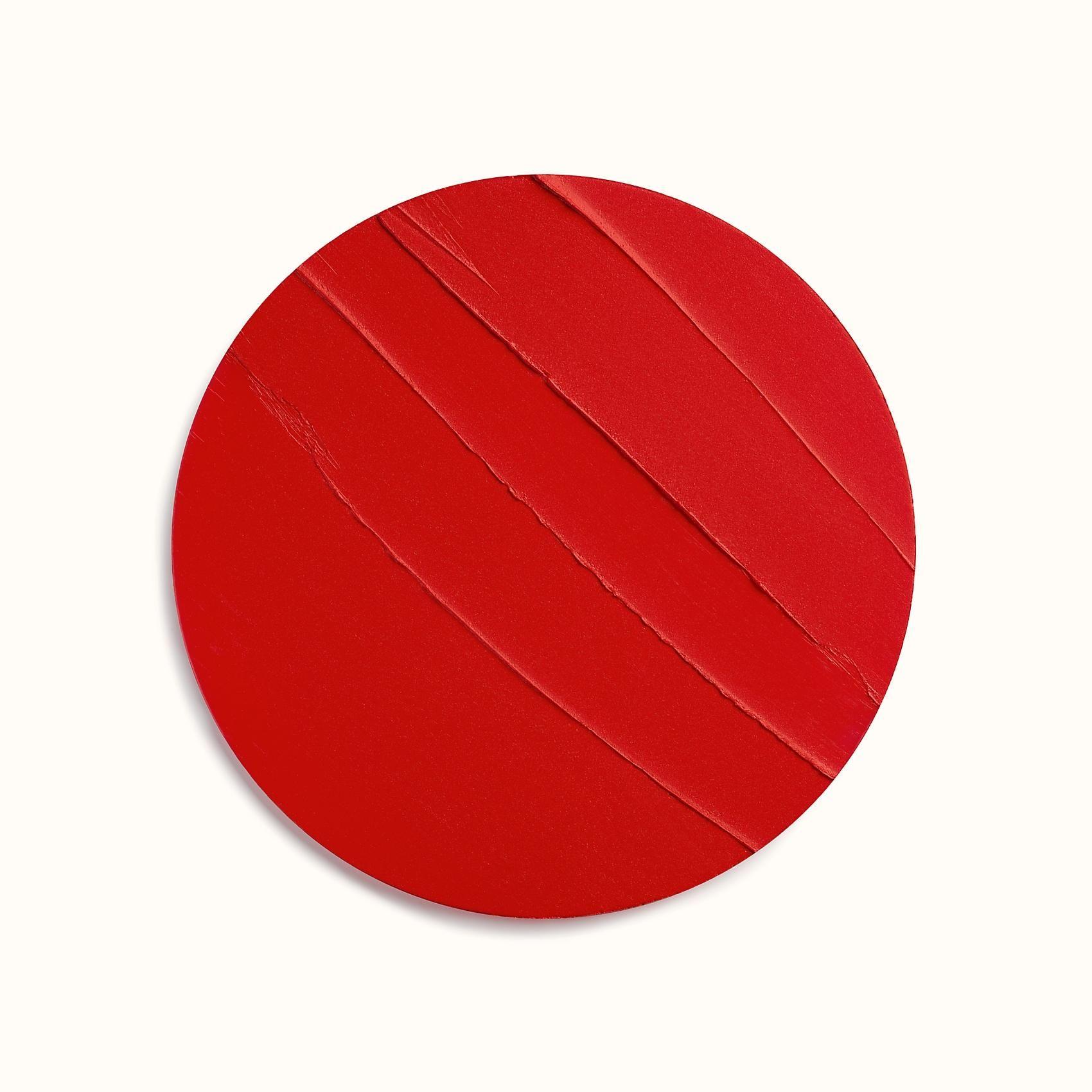 Son Hermes 64 Rouge Casaque mat 3
