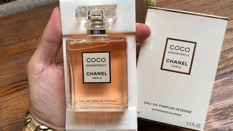 Thiet ke nuoc hoa chanel coco mademoiselle