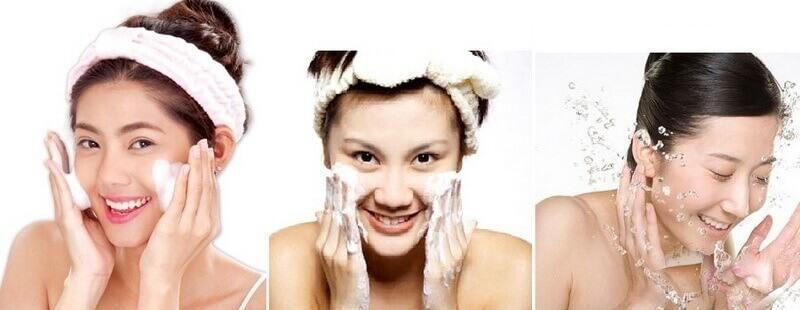Hướng dẫn sử dụng Ohui Miracle Moisture Cleansing Foam 160ml