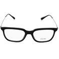 Kính Mắt Cận Prada Men's PR 17TV Eyeglasses 55mm Màu Đen