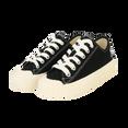 Giày MLB Playball New York Yankees 32SHP1011-50L Màu Đen Size 260