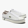 Giày Thể Thao Lacoste Gripshot Leather 120 Màu Trắng Size 40