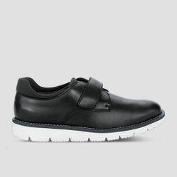 Giày Sneakers Nam Sledgers Seville 0118A5135L Màu Đen Size 39