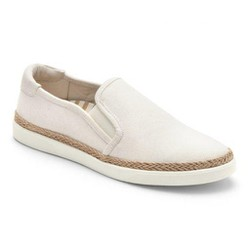 Giày Slip On Vionic W Sunny Rae Twin Gore (10001135) Ivory - Us 5
