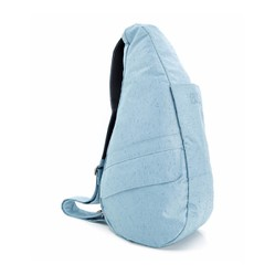 Balo Đeo Chéo HBB SEASONALS-BAG (17113-GB) GLACIER BLUE 100& POLYESTER (S)