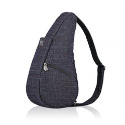 Balo Đeo Chéo HBB SEASONALS -TECHNO TWEED-BAG (18233-PR) PURPLE-PR (S)