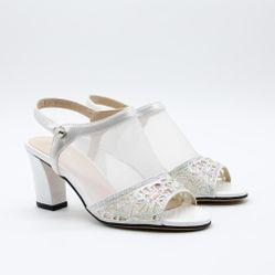 Sandals giả da nữ Aokang 182811203