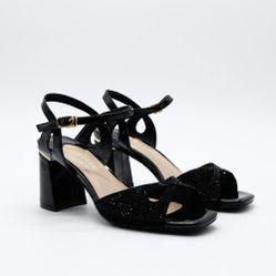 Sandals giả da nữ Aokang 682811033