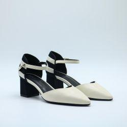 Giày da nữ Aokang 182711018