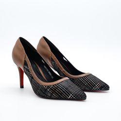 Giày da nữ  Aokang 182211121