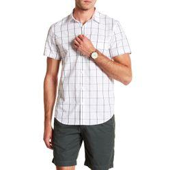 Áo Sơ Mi Calvin Klein Regular Fit Standard White
