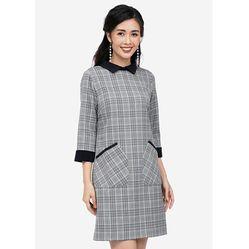 Váy Suông Heradg Caro Màu Xám
