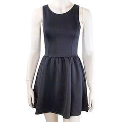 Váy Adidas Women Dress Black G79008