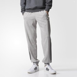 Quần Adidas Men Neo 3-Stripes Track Pants Grey CD2344