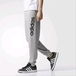 Quần Adidas Men Neo Logo Track Pants Grey BQ6826 Size M