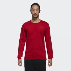 Áo Adidas Men Neo 3-Stripes Sweatshirt Red DM4258