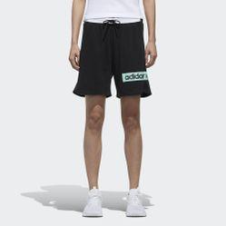 Quần Adidas Women Neo Shorts Black Multi DM4071