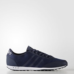 Giày Adidas Women Sport Inspired Cloudfoam Style Racer Tm Shoes Collegiate Navy BB9828