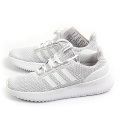 Giày Adidas Women Sport Inspired Cloudfoam Ultimate Shoes White BC0034 Size 5