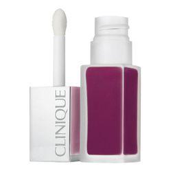 Son Kem Clinique Pop Liquid Matte Lip #Black Licorice Pop 6ml