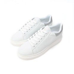 Giày Domba High Point White/Silver H-9113 Size 37