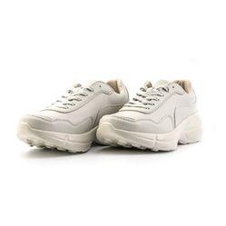 Giày Thể Thao Domba Moonlake L.T Grey H-9213 Màu Xám Size 37