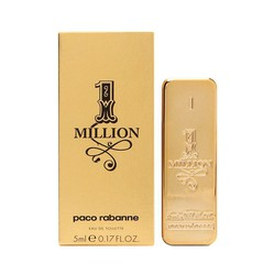 Nước Hoa Paco Rabanne One Million For Men EDT Minisize 5ml