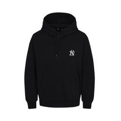 Áo Hoodie MLB Big Logo Màu Đen
