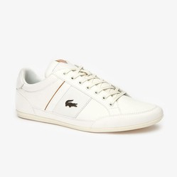 Giày Lacoste Chaymon 319 (Trắng Sữa) Size 41