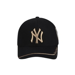 Mũ MLB New York Yankees Adjustable Hat In Black With Dog Icon