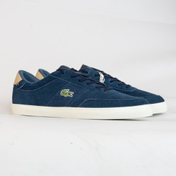 Giày Lacoste Court Master 418 (Navy) Size 39.5