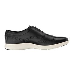 Giày Cole Haan Men's Grand Tour Wing Ox Oxford Màu Đen Size 40