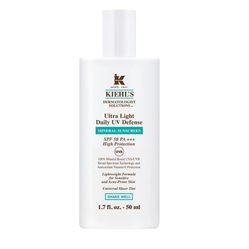 Kem Chống Nắng Cho Da Mụn Kiehl's Ultra Light Daily UV Defense Mineral Sunscreen SPF 50 PA+++