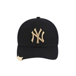 Mũ MLB New York Yankees Heroes Adjustable Cap Màu Đen