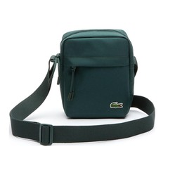 Túi Lacoste Neocroc Canvas Vertical All-Purpose Bag Green