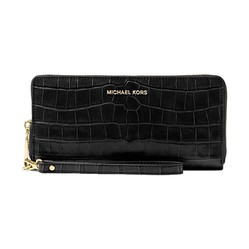 Ví Michael Kors Women's Travel Continental Black