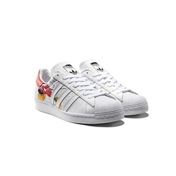 Giày Sneaker Adidas Superstar Mickey Mouse Shoes Màu Trắng