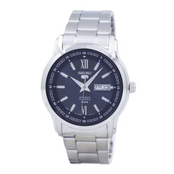 Đồng Hồ Seiko 5 Automatic Japan Made SNKP17 SNKP17J1 SNKP17J Men's Watch Cho Nam