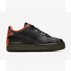 Giày Nữ Nike Air Force 1 Shadow Black Orange