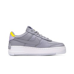 Giày Nữ Nike Air Force 1 Shadow Grey Yellow