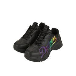 Giày Sneaker MLB BigBall Chunky P Màu Đen