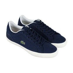 Giày Thể Thao Lacoste Lerond 219 (Xanh Navy) Size 39.5