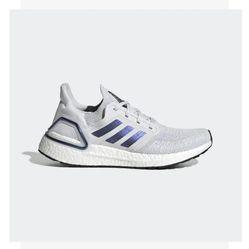 Giày Thể Thao Nữ Adidas Ultraboost 20 Shoes Màu Xám
