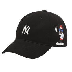 Mua Mũ MLB Disney Ball Cap New York Yankees Màu Đen