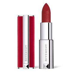 Son Givenchy Le Rouge Deep Velvet Màu 37 Rouge Graine Màu Đỏ Thuần