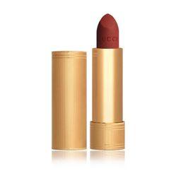 Son Lì Gucci Rouge À Lèvres Voile Mat Màu 505 Janet Rust Màu Đỏ Gạch