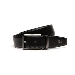 Thắt Lưng Lacoste Men's Lacoste Engraved Tongue Buckle Reversible Leather Belt RC1615-H02