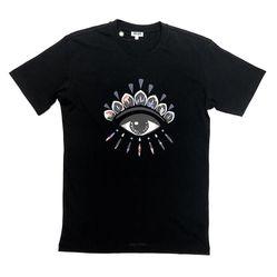 Áo Phông Kenzo Eye Cotton T-Shirt Màu Đen
