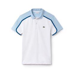 Áo Phông Lacoste Nam Slim Fit Piqué Polo PH3215L-LE0 Màu Trắng