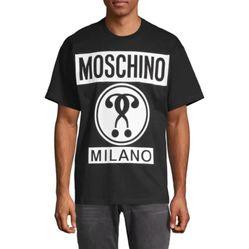 Áo Phông Moschino Logo Graphic T-Shirt